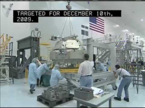 This week at NASA 5th December 08