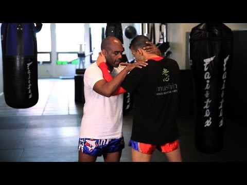 Clinch Techniques | Muay Thai Attacking Techniques | MMA