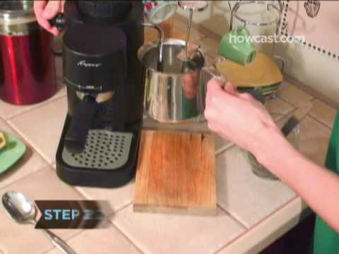 How to Make a Caffe Macchiato