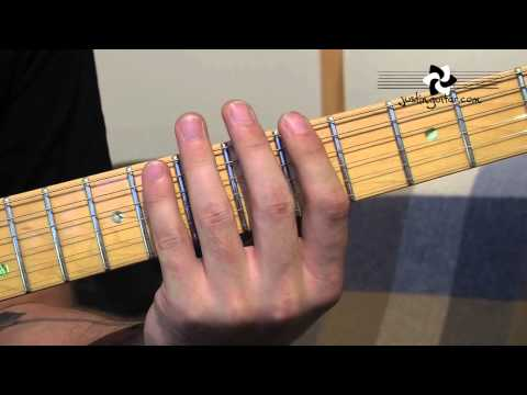 Using The Blues Hybrid Scale (Guitar Lesson IM-143) How to play IF Stage 4