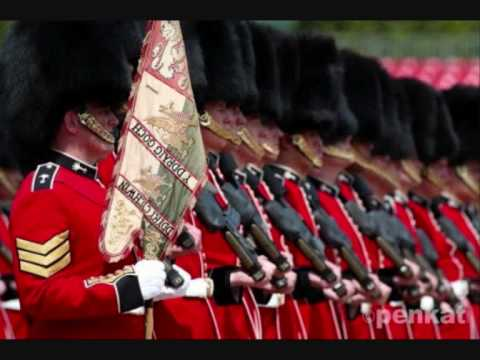 Welsh Guards (Quick March)