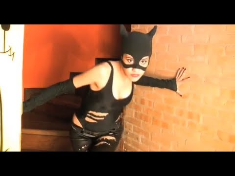 Make A Catwoman Costume