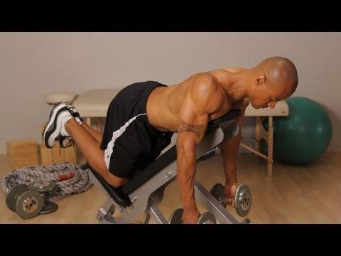 How to Do Shoulder Packing   Home Back Workout for Men