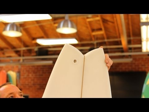 How to Choose a Surfboard: Swallow Tails