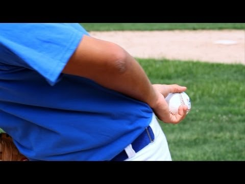 How to Pitch a Knuckleball | Baseball Pitching