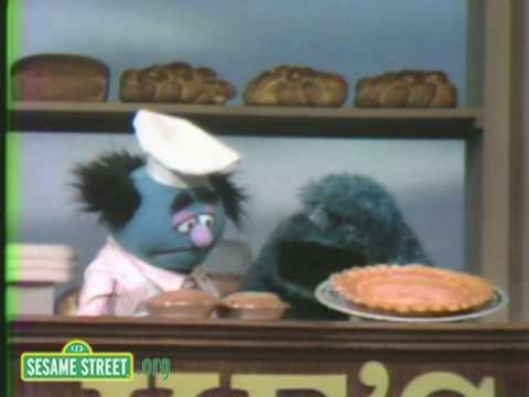 Sesame Street: Cookie Monster Buys A Rhyme