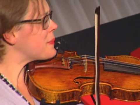 TEDxIowaCity - Hannah Drollinger - The Bohemian Fiddler