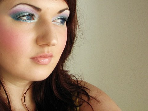 Icy Winter Chill Makeup Tutorial