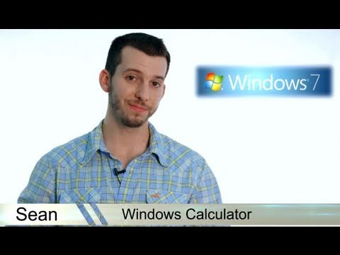 Learn Windows 7: The Calculator Tool