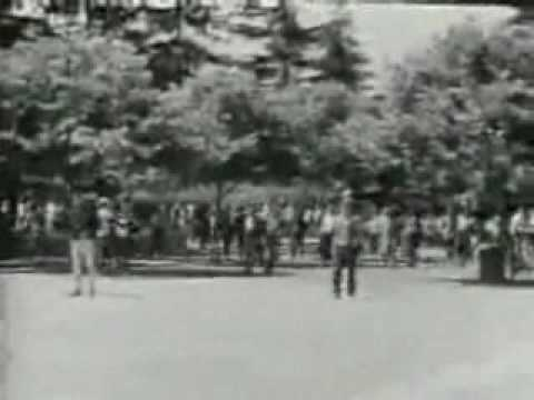 National Guard called in response to student protests at UC-Berkeley: 1969