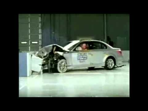 Physical Science 2.2g - Crash Test of 2004 BMW