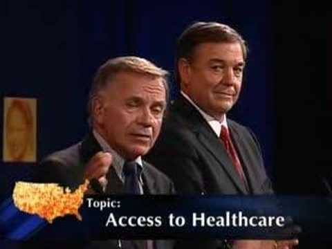 ALL-AMERICAN PRESIDENTIAL FORUMS | Rep. Tancredo | PBS