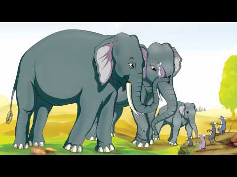 The Mice & The Elephant - One Minute Story