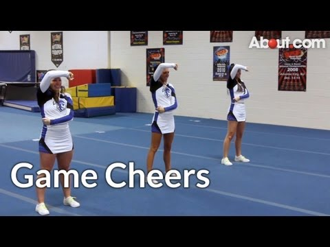 5 Popular Cheers for Any Game
