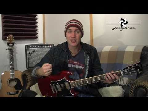 Practice Schedule 5 (Guitar Lesson IM-159) How to play IF Stage 5