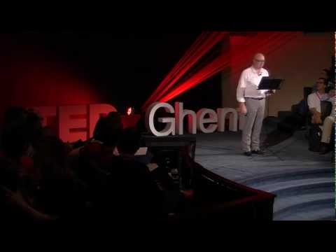 Shift or shrink: Frank Van Massenhove at TEDxGhent