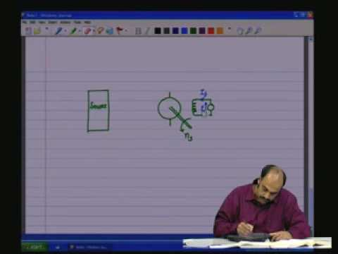 Lecture 40 - Synchronous Machine