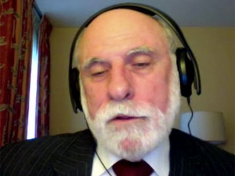Google's Vint Cerf: What Can Gigabit Do for You?