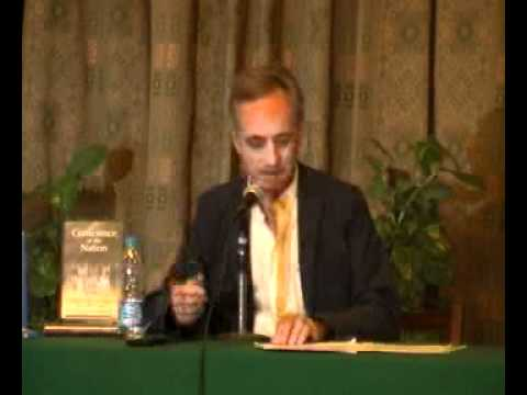 French-Arabic Translator Richard Jacquemond Speaks at AUC