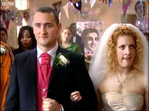 Donna's wedding - Two Pints of Lager... - BBC