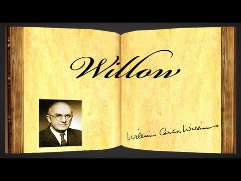 Pearls Of Wisdom - Pearls Of Wisdom - Willow by William Carlos Williams - Poetry Reading