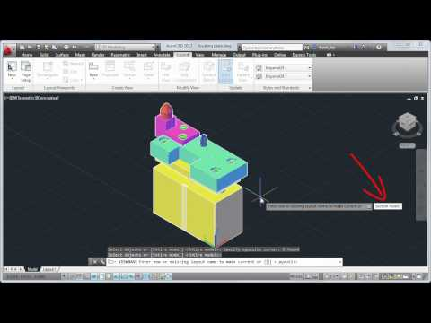 New Features Overview: AutoCAD 2013