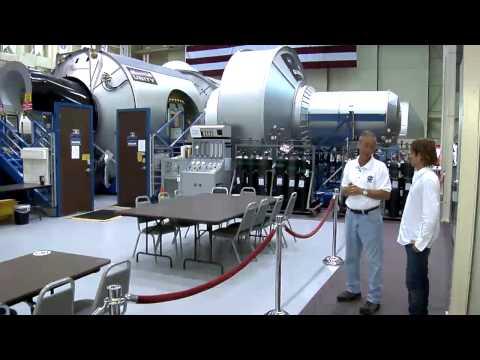 NASA 360 - Johnson Space Center