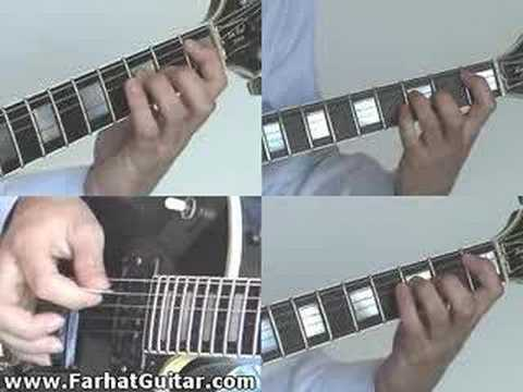 Fear of the Dark Part 4 Iron Maiden www.FarhatGuitar.com