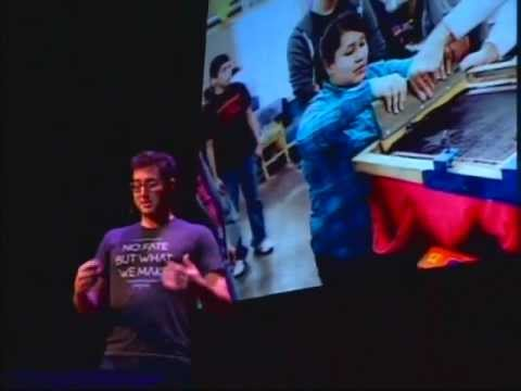 TEDxMacatawa - Adam Weiler - wherever you are