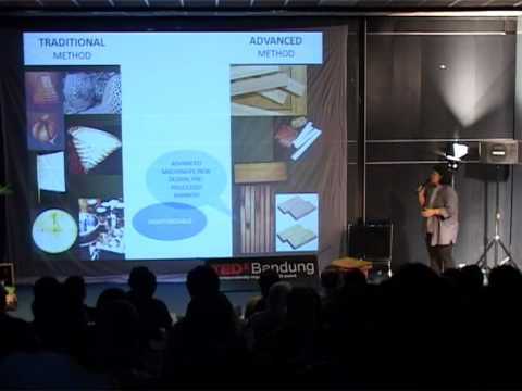 TEDxBandung - Tita Larasati - Shaping Our Future with Bamboo