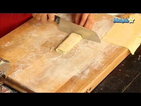 How to Make Fresh Tagliatelle