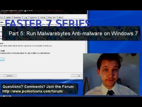 How To Remove Windows 7 Viruses And Spyware Free - Ep. 5