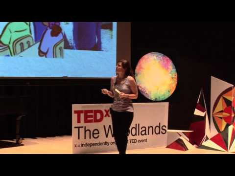 TEDxTheWoodlands2011-Jennifer Myers- Augmented Reality