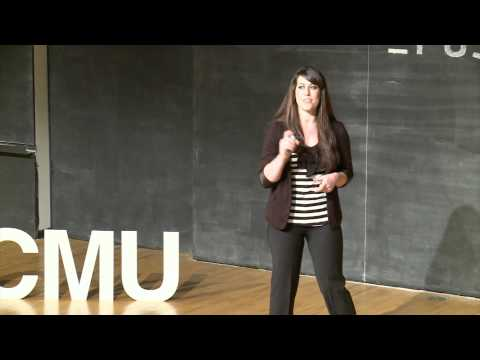 TEDxCMU -- Jenny Blake -- The Career in the Age of the App