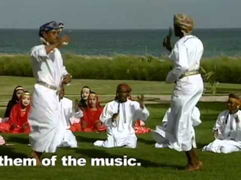 Al-Bar'ah, music and dance of Oman Dhofari valleys