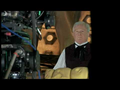 Regeneration of the Master - Doctor Who Confidential - BBC