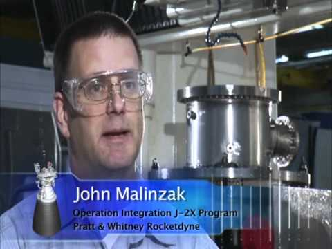 J-2X: NASA's New Upper Stage Rocket Engine