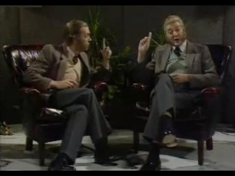 Introducing vocabulary sketch - A Bit of Stephen Fry & Hugh Laurie - BBC comedy