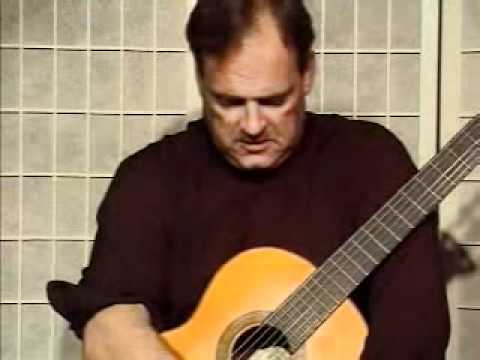 Guitar Lesson - What Is A Freestroke For The Right Hand And How To Play It