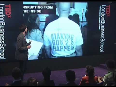 TEDxLondonBusinessSchool - Dominic Campbell - Politics & Community Engagement