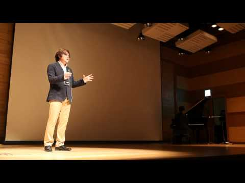 TEDxSNU - Nam, Moo-sung - Jazz, Variation on Your Life.