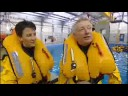 Terrifying underwater helicopter escape - BBC