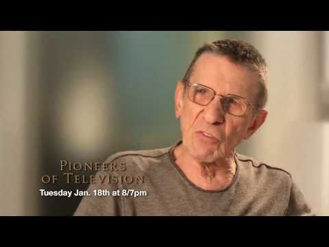 PIONEERS OF TELEVISION | Leonard Nimoy: Before Spock | PBS