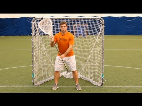 Tips for Lacrosse Goalies