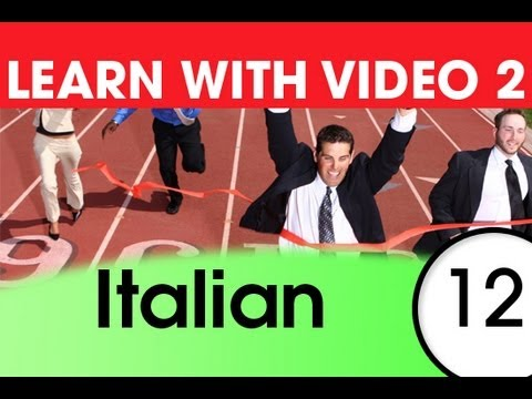 Learn Italian with Video - Learning Through Opposites 2