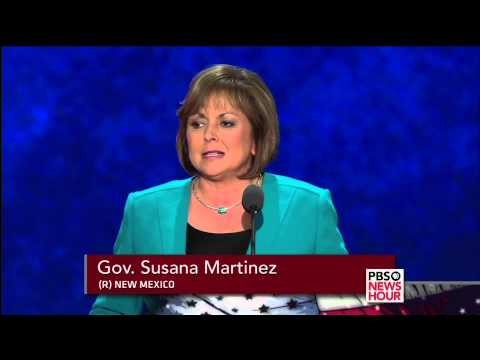 Gov. Susana Martinez: In America, Everything is Possible