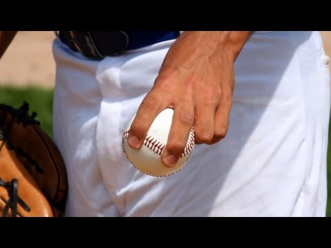 How to Pitch a Fastball | Baseball Pitching