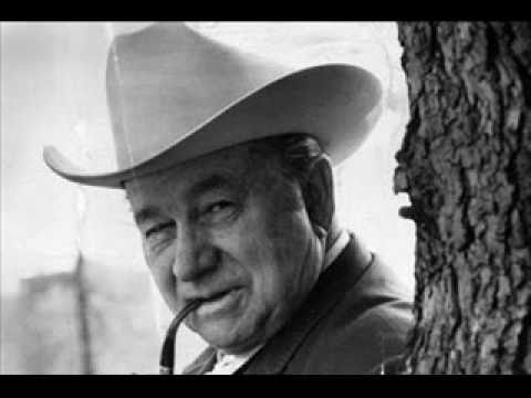 Tex Ritter sings commercial for AMC cars in late 1972