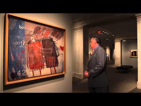 "Hide/Seek: ""We Two Boys Together Clinging"" by David Hockney"