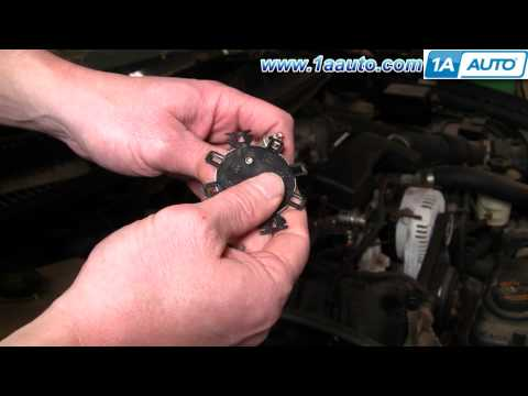 How To Install Replace Spark Plugs Lincoln Town Car 4.6L 98-11 1AAuto.com
